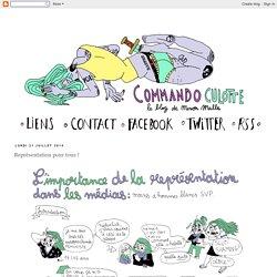 le blog de Mirion Malle: Représentation pour tous !