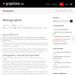 Internet map et la représentation d'Internet en cartographie