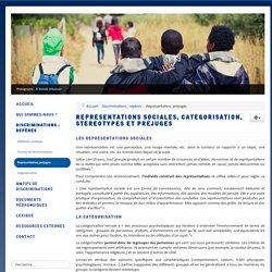 Représentation, préjugés - portail de lutte contre les discriminations