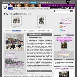Dufy et la représentation de la rue