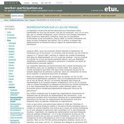 Représentation sur le lieu de travail / Lituanie / Pays / Systèmes nationaux / Home - WORKER PARTICIPATION.eu