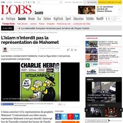 L'islam n'interdit pas la représentation de Mahomet - 19 septembre 2012