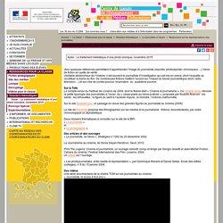 Ressources sur les représentations des journalistes - Le journaliste à l'écran - Dossiers thématiques