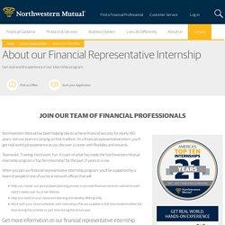 Financial Representative Internship