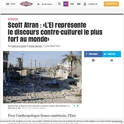 (20+) Scott Atran: «L'EI représente lediscours contre-culturel le plus fort au monde»