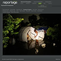 Represented Photographers | Reportage by Getty Images