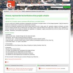 Urbaviz, représenter les territoires et les projets urbains