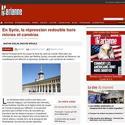 En Syrie, la répression redouble hors micros et caméras