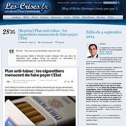 Plan anti-tabac : les cigarettiers menacent de faire payer l'Etat