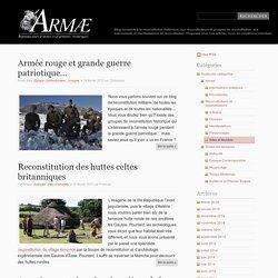 Reproductions d'armes et d'armures historiques