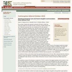 Association of Reproductive Health Professionals