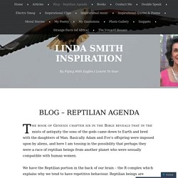 Linda Smith Inspiration