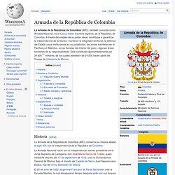 Armada de la República de Colombia