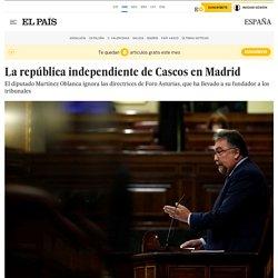 La república independiente de Cascos en Madrid