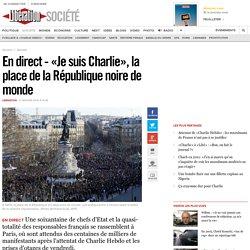 Marche républicaine à Paris: une ampleur «sans précédent»
