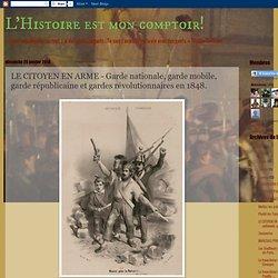 Citoyens en armes & Gardes de 1848