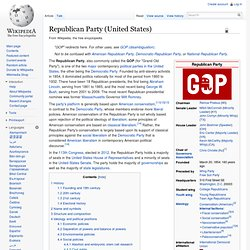 Republican Party (United States)