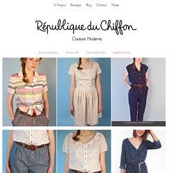 Boutique - République du ChiffonRépublique du Chiffon