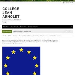 ac-DIJON - République/UE Principes, symboles