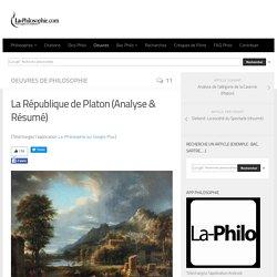 La République de Platon (Analyse & Résumé)