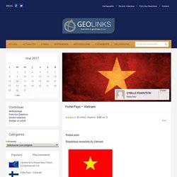 Fiche risque pays République Populaire du Vietnam