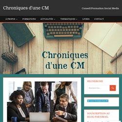E-réputation et gestion de crise – Chroniques d'une CM