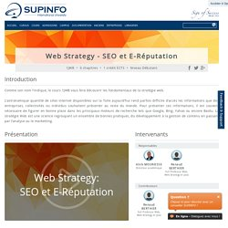 1JWB - Web Strategy - SEO et E-Réputation