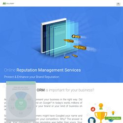 ORM Experts in India