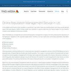 ORM Company in UK– YNG Media