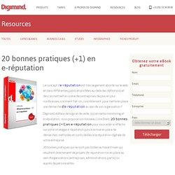 Digimind : Logiciels de veille, e-réputation et Social Media Monitoring