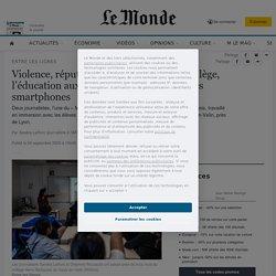 Violence, réputation, blasphème…: au collège, l'éducation aux médias face au pouvoir des smartphones