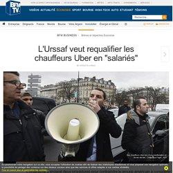 L'Urssaf veut requalifier les chauffeurs Uber en « salariés »