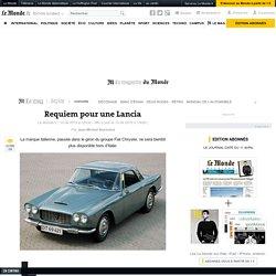 Requiem pour une Lancia