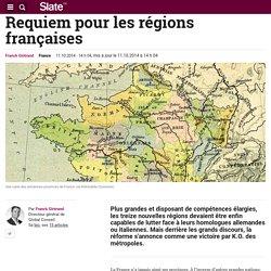 Requiem pour les régions françaises