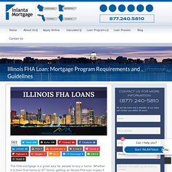 Illinois FHA Loan