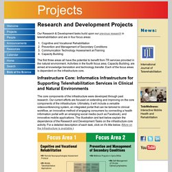 RERC TR: Projects