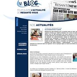 """""""ReSanté-Vous"""" au Salon Bien-être et santé, Poitiers, avril 2017"""