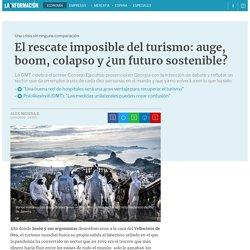 El rescate imposible del turismo: auge, boom, colapso y ¿un futuro sostenible?