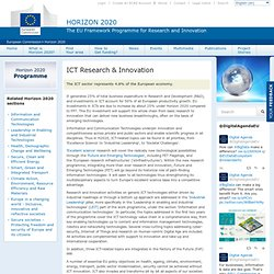 ICT Research & Innovation