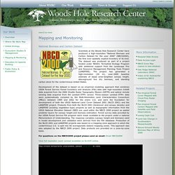 Woods Hole Research Center – National Biomass and Carbon Dataset