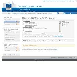 Calls - Research Participant Portal