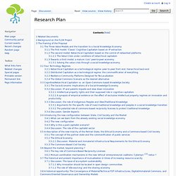 Research Plan - FLOK Society (EN)