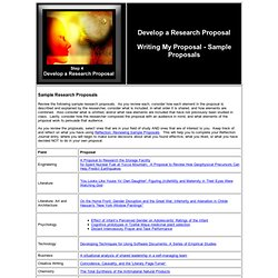 Writing a phd research proposal pdf   Doctor Brand Monash University
