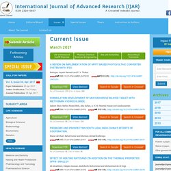 Research Paper Publication Sites, Rapid Publication Journals