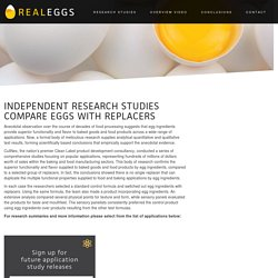 Research Studies - RealEggs.Org