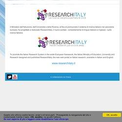 Ricerca Italiana - PRIN - Università degli Studi di CATANIA