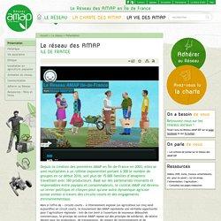 Réseau AMAP Ile-de-France - cliquer pour acceder à la vidéo.