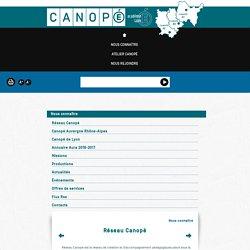 Réseau CANOPÉ - Canopé de Lyon