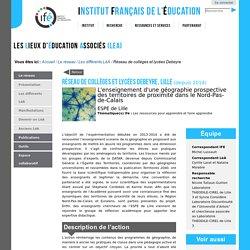 Réseau de collèges et lycées Debeyre — LéA