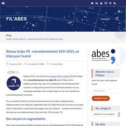 Réseau Sudoc PS : conventionnement 2021-2023, un bilan pour l'avenir